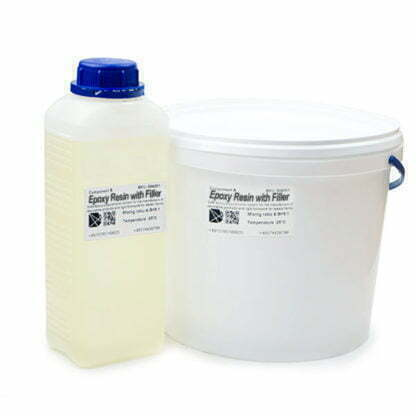 Epoxy Resin with Filler