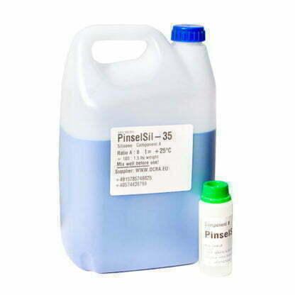 Silikon do form PinselSil-35 bardzo lepki