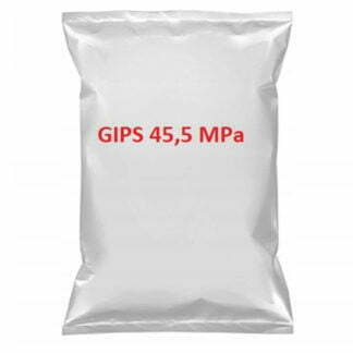 Durable strong waterproof gypsum 45.5 MPa